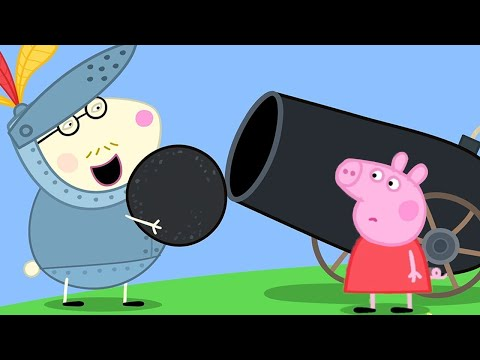 Peppa Pig Français 🏰 Le Château 🏰 Compilation Spéciale   Dessin Animé Pour Bébé