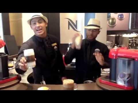 Nespresso Madison Boutique Bar NYC