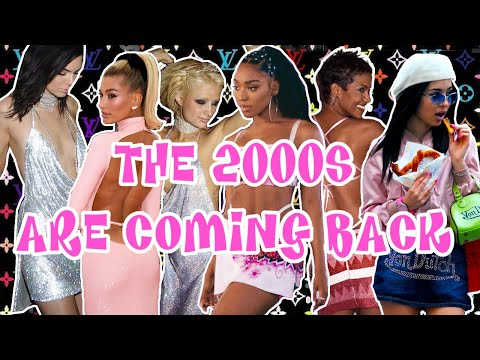 y2k fashion trends that are about to make a comeback 🦋👛👖