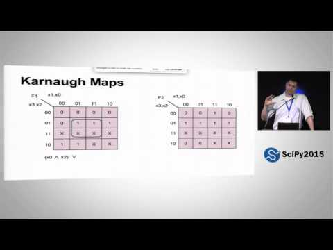 PyEDA   Data Structures and Algorithms for Electronic Design Automation | SciPy 2015 | Chris Drake
