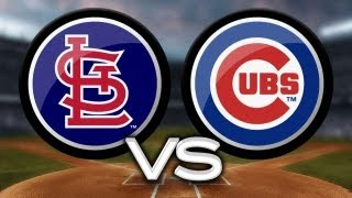 7/12/13: Joe Kelly and Cards' bullpen close out Cubs