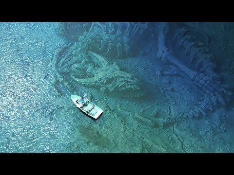 पानी के अंदर मिली 5 रहस्यमयी चीज़े | 5 Bizarre Things Found Underwater