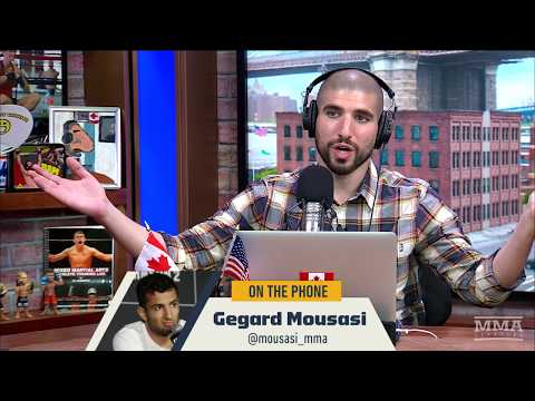 Gegard Mousasi Explains Why He Left UFC for Bellator