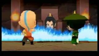 Avatar: Into the Inferno Cutscene (DS)