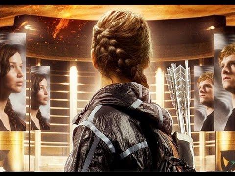 katniss' braid hunger games