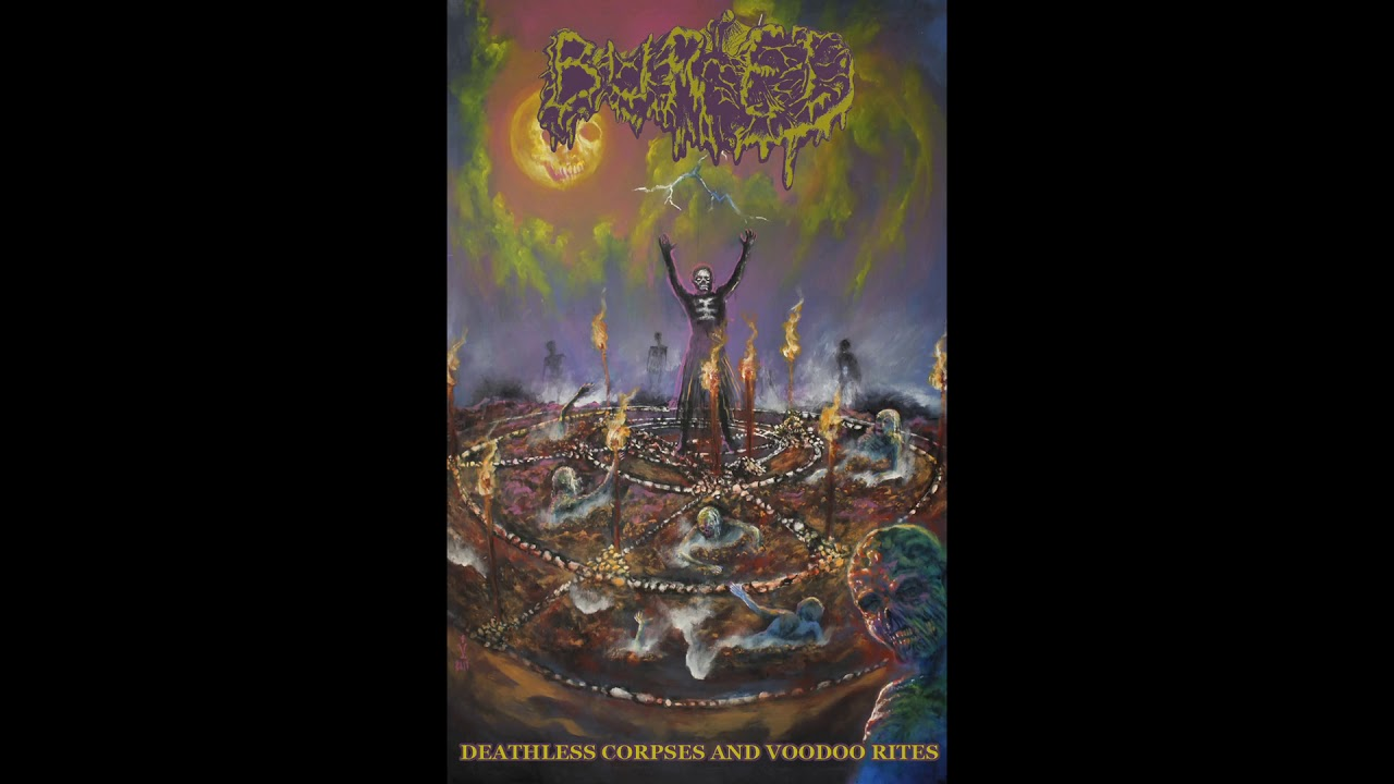 buried deathless corpses and voodoo rites compilation youtube
