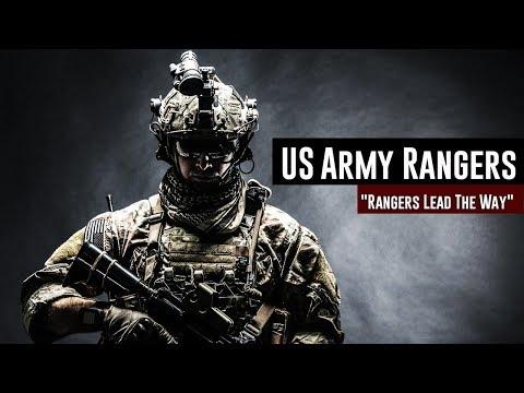 US Army Rangers 2019 / 75th Ranger Regiment