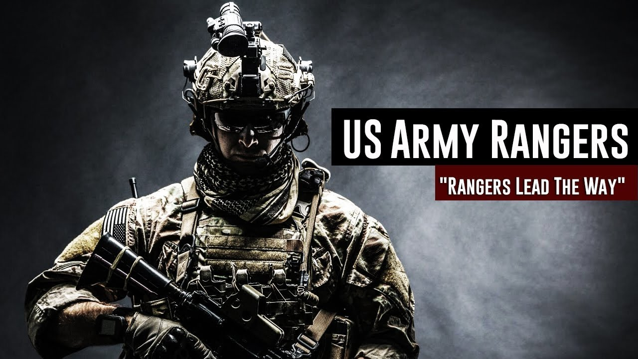 Us Army Rangers 2019 75th Ranger Regiment