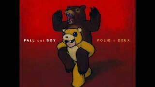 Fall Out Boy - Disloyal Order Of Water Buffaloes (CD QUALITY) + Lyrics