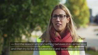Employee story – R&D is the base for Sandvik's business strategy
