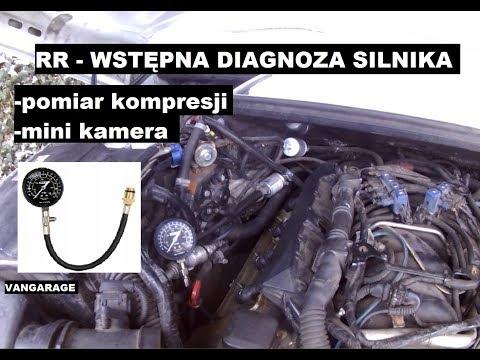RR #2 - Wstępna diagnoza silnika