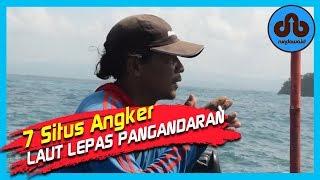 Tujuh Situs Angker di Laut Lepas Pangandaran