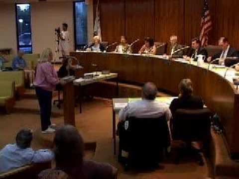 Carpentersville trustee's husband threatens grandma?