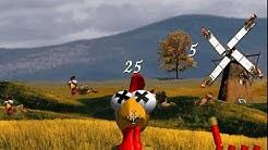 Old Windows game - Moorhuhn jagd (1999)