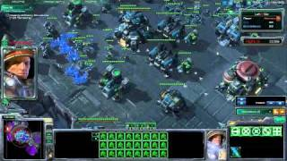StarCraft 2 Left 2 Die Here Comes the Hammer Achievement part 3 of 4