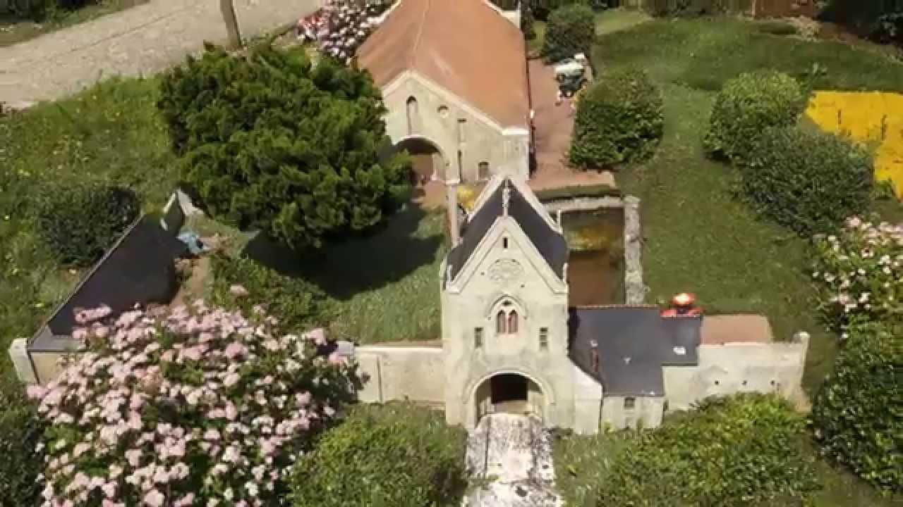 France Miniature N 51 Grange De Meslay Indre Et Loire Youtube