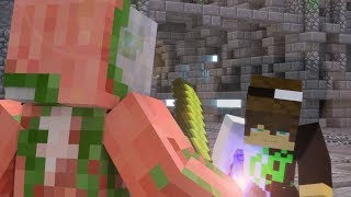 Creeper Attack (Minecraft Animation) [Hypixel] (Full Animation)