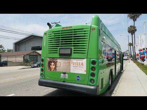 Culver City Bus 2012 New Flyer Industries