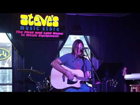 """Sean O""""Mara @ Steve""""s Music Jam"""