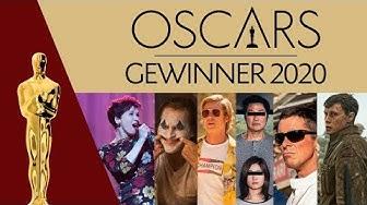 OSCARS 2020   Zusammenfassung   Gewinner