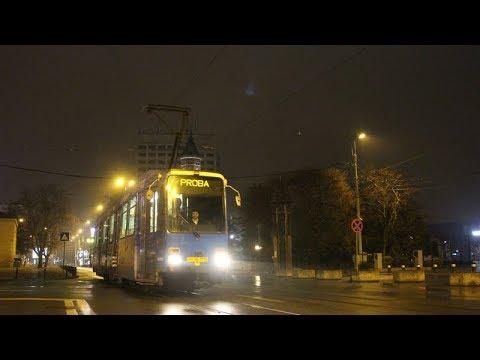 Probe tramvai tip M6D, Iași