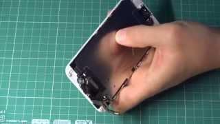 видео ремонт iphone