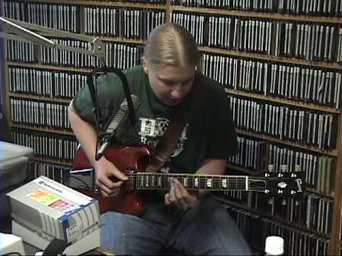 """The Unbelievable Derek Trucks """"Chevrolet"""" -Instudio WRDU"""