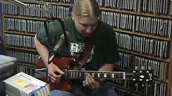 "The Unbelievable Derek Trucks ""Chevrolet"" -Instudio WRDU"
