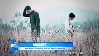Download lagu Khianat Farro Simamora (Official Music Video) Tapsel Madina