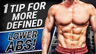 Activate More LOWER ABS on Every Rep! | DO THIS AT HOME OR AT THE GYM!