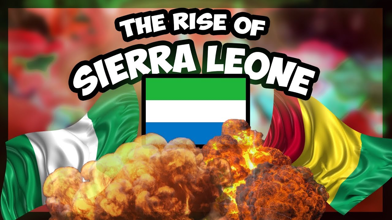 HOI4 | Millennium Dawn Chaos - ANNEX ONLY! - RISE OF SIERRA LEONE [Hearts  of Iron 4]