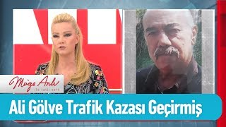 Ali Gölve trafik kazası geçirmiş - Müge Anlı ile Tatlı Sert 29 Nisan 2019