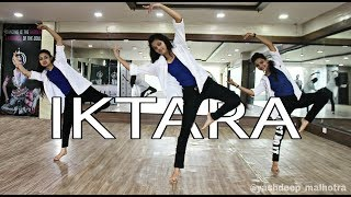 Iktara | Wake Up Sid | Yashdeep Malhotra | Beginners | Dance | Choreography
