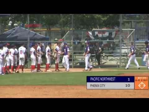 Cal Ripken World Series Highlights 2018-08-03