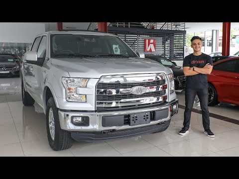 FIRST LOOK: Ford F-150 Malaysian Walk-around Tour - RM389k