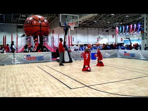 NBA Centre Court 2016