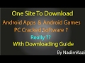 Best Way To Download Modded Android Apps/Games & PC Cracked Softwares/Games For Free 2018 Full Guide