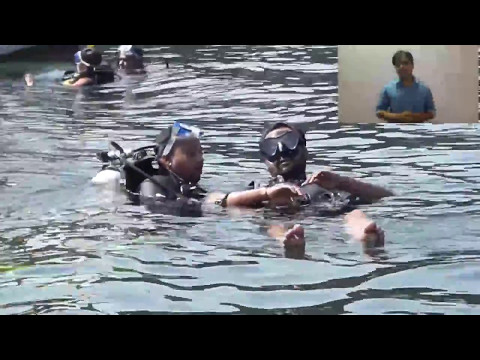 scuba diving  in india must watch