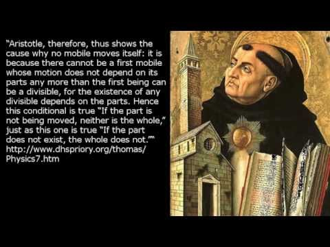 Please disprove to me St. Thomas Aquinas's 5 Proofs for God's existance.?