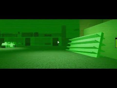 Stop It, Slender! - Night Vision Test