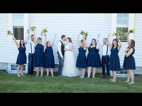 Emily + Devon - Dagley Media - Hantsport Wedding Video