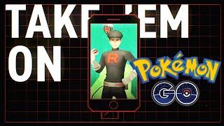 Pokémon GO - Official Team GO Rocket Balloon Invasion Update Trailer