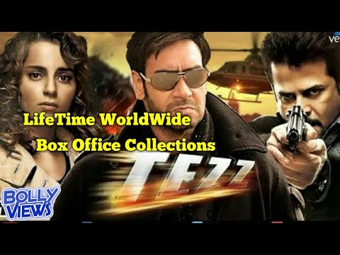 Ajay Devgan TEZZ Movie LifeTime WorldWide Box Office Collections  Verdict Hit Or Flop