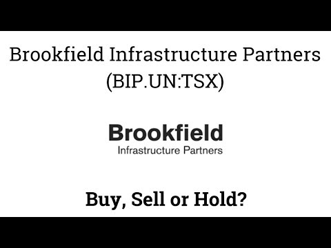 Your Stock Our Take Brookfield Infrastructure Partners L.P. (BIP.UN:TSX)