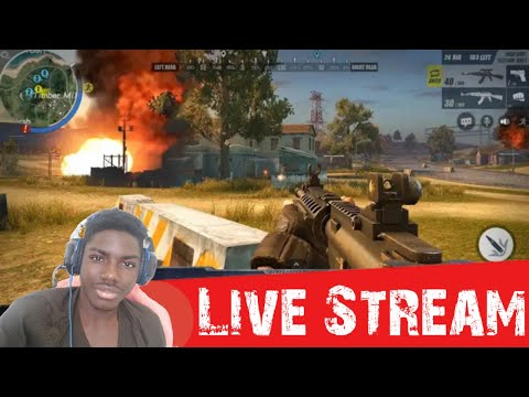 ♦️Rules Of Survival Stream //W Subs