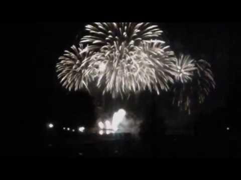 Ottawa, Ontario, Canada - Lac-Leamy Sound of Light Fireworks HD (2015)