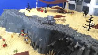 LEGO Star Wars Pirate Outpost on Agomar (CLONES ALONE EP7)