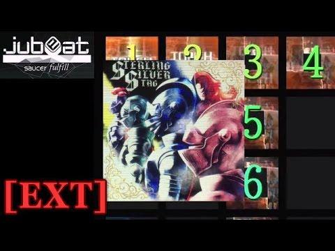 【jubeat fulfill】 STERLING SILVER [EXT] (シャッター+ハンドクラップ+数字)