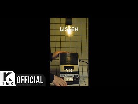 [MV] Postino _ Such a word (그런 말쯤은) (LISTEN 019)