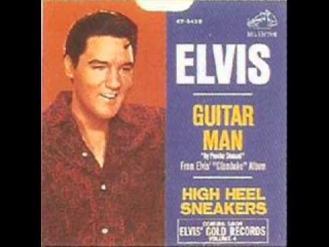 Elvis Presley - Guitar Man [Single Version]